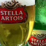 ベルギービール大好き!!ステラ・アルトワStella Artois