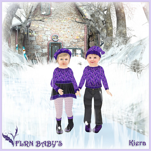 Zooby Affiliate Holiday Festival 2013 - Kiera Girl&Boy by ~ ✫ FLRN BABY'S & FLRN DESIGN ✫ ~