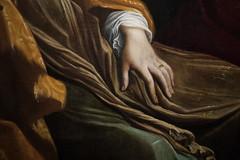 Le songe de Sainte Catherine d'Alexandrie, Carracci