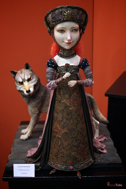 Art of doll (Moscow, december 2013) - 24