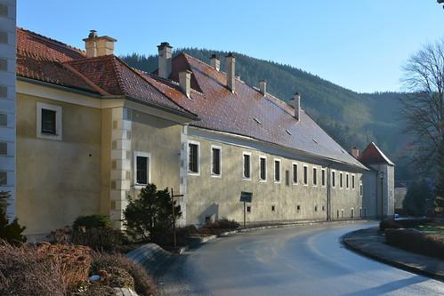 8692 Neuberg an der Mürz, ehem. Zisterzienserkloster Foto Nr. D71_2984 © Erich J. Schimek