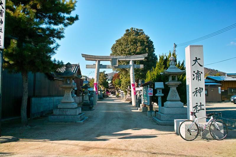 大浦神社 #2