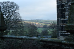 Winter Morning at Gawthorpe