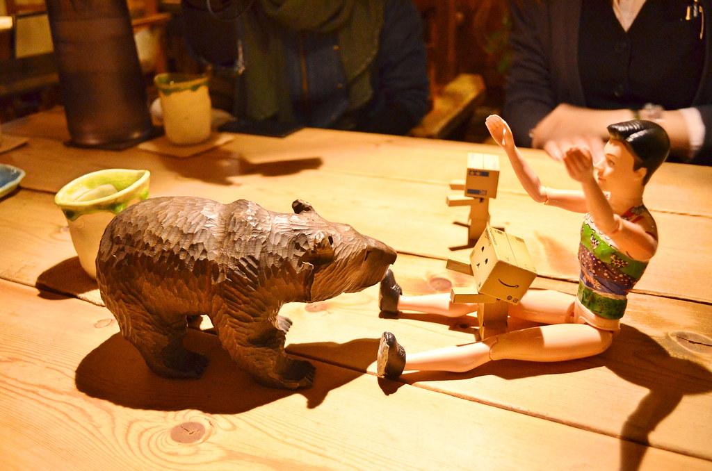 遊木民族deお茶タイム。 (5)