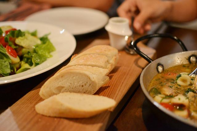 Bread, Oca Grassa