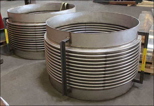 "78"" Dia. Single Expansion Joints Designed for an Internal Reactor"