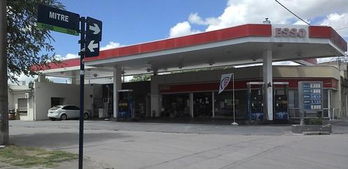 Servicentro Lamadrid (Oscar Emilio Barraza SRL) - Estación de servicio