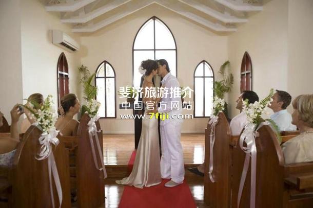 斐济索菲特水疗度假村(Sofitel Fiji Resort & Spa)婚礼仪式