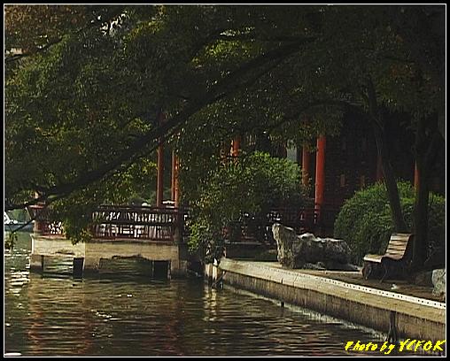杭州 西湖 (其他景點) - 174 (白堤上的西湖十景之 平湖秋月)
