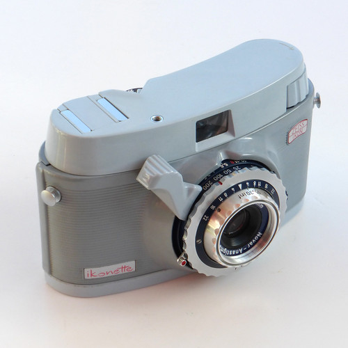Zeiss Ikonette by pho-Tony