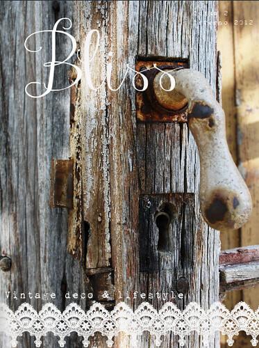 Bliss magazine, December 2012