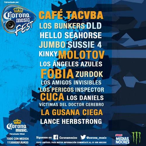 Corona Music Fest