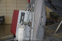 Weber ejection seat, in F106 procedures trainer  DSC_0666