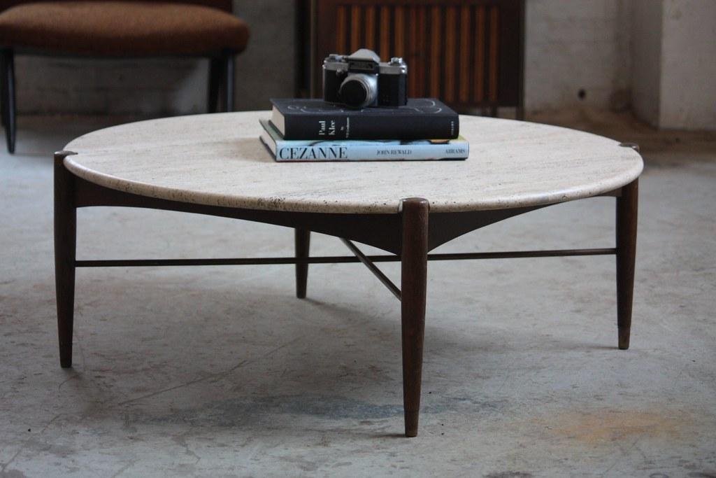 Blissful Bruno Mathsson Swedish Mid Century Modern Round T Flickr