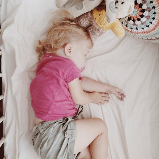 Feeling grateful for naps. This parenting business is hard work, particularly after a sleepless night, three days of pregnancy sinus and two early rising children tormenting each other since 5am. Yes, thankful for naps indeed. #wholeheartedjournal