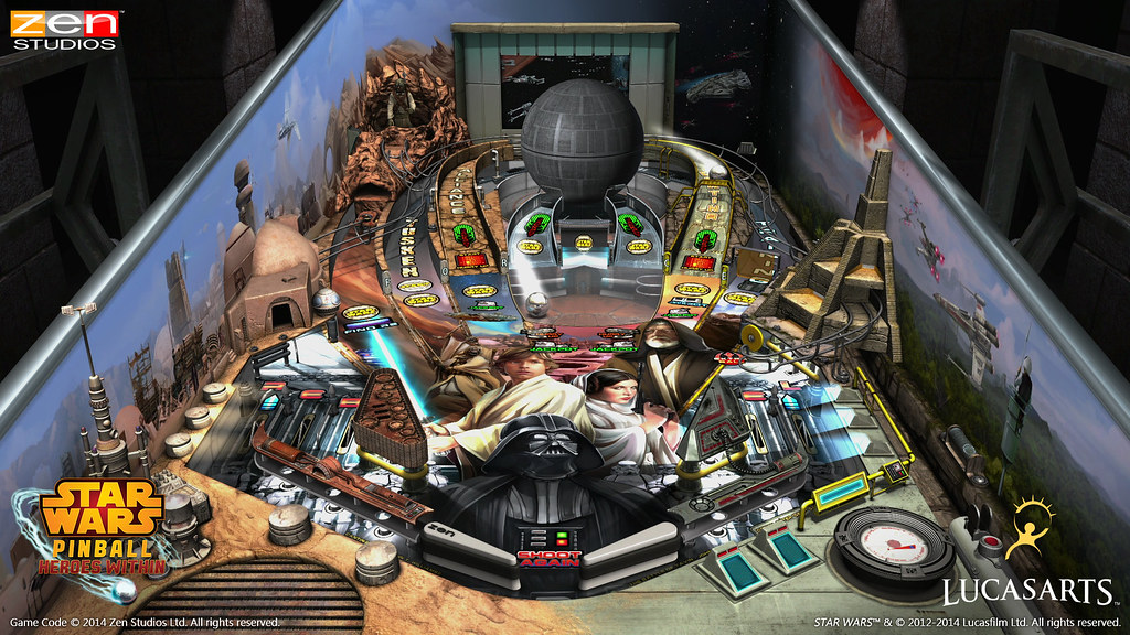 SWP Episode IV Playfield