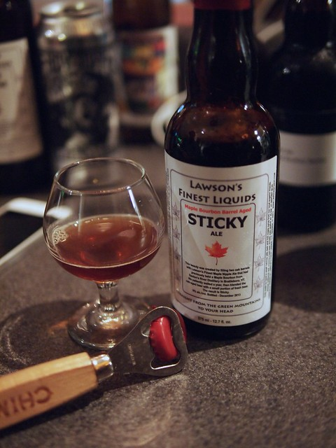 Lawson's Finest - Sticky Ale