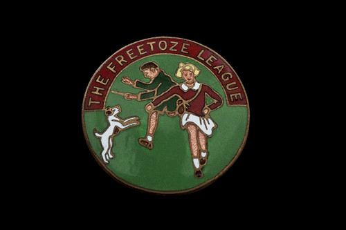 The Freetoze League c1940s/50s (Freetoze Children's Shoes)