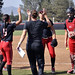 CSUN Matador teammates high-five Daphne Pofek after scoring by zeldamucho6891