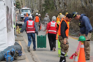 Washington Landslide Response