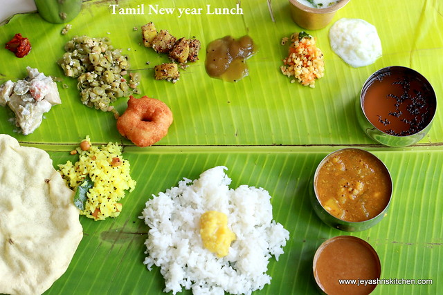 Cooking for guests series 18 tamil new year special lunch menu tamil new year lunch forumfinder Image collections