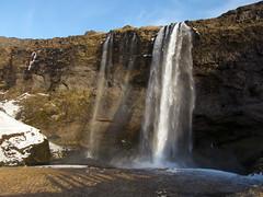Seljalandsfoss Waterfall, Rangárþing eystra