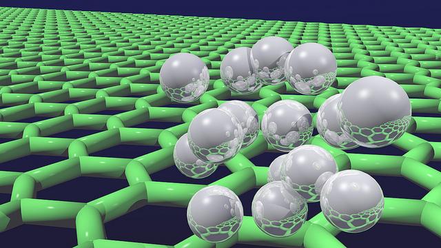 化學課的有機材料化身科技新寵─石墨烯