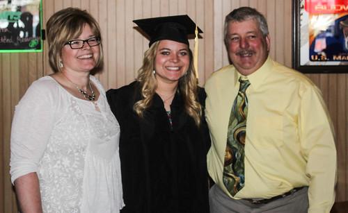College graduation!