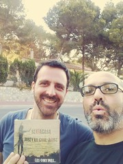 Con el nuevo cd de SEIDAGASA+JOSETXO GOIA-ARIBE