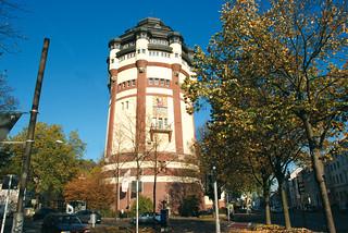 Wasserturm Viersener Str. Mönchengladbach