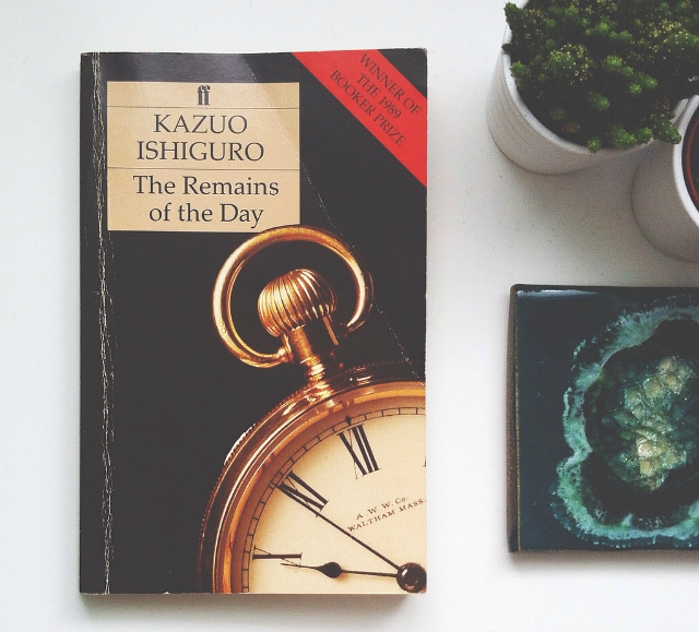 the remains of the day kazuo ishiguro book review