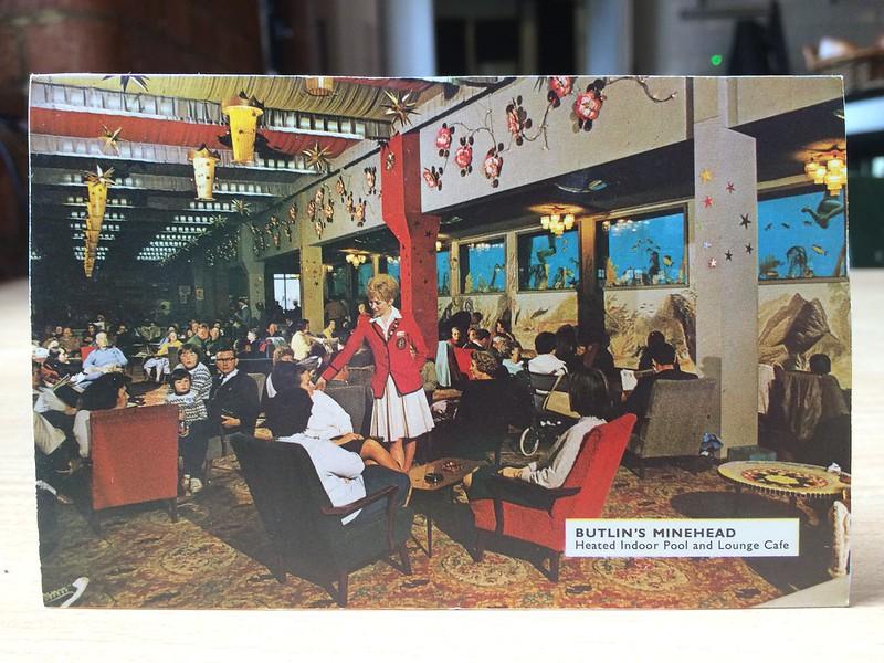 Butlin's Minehead, Heated Indoor Pool and Lounge Cafe