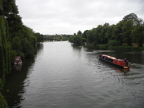 Easterly View from Cookham Bridge