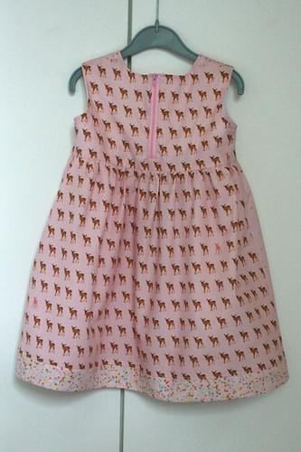 Een zomers kleedje voor Nina
