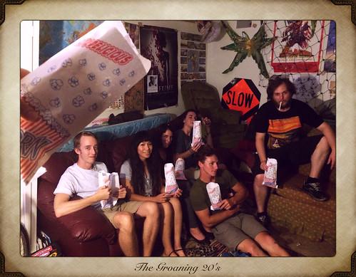Movie Monday Gang (July 14 2014)