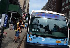 M86 Select Bus Service