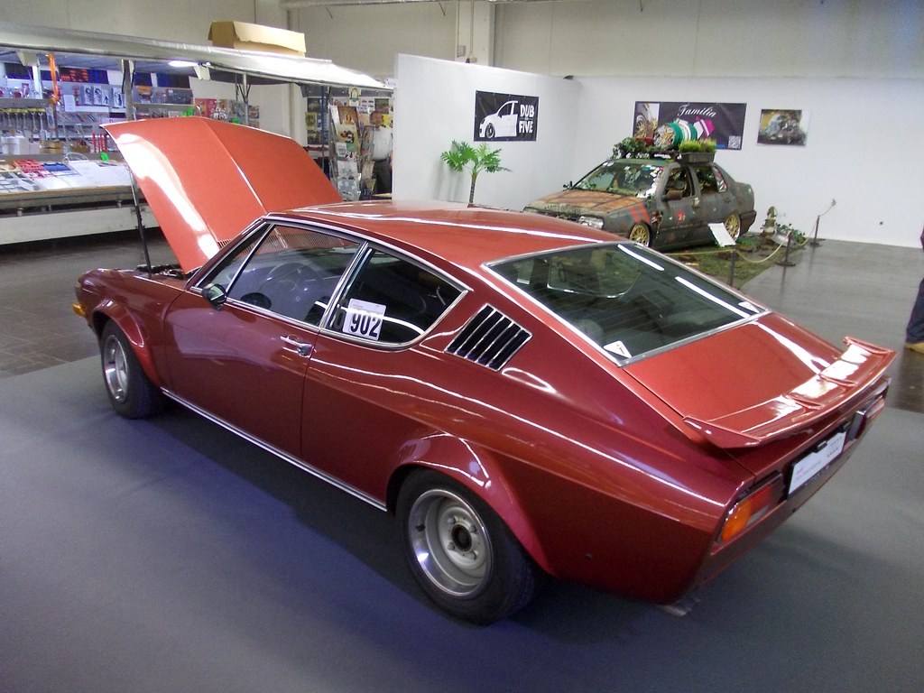 audi 100 c1 typ f104 coup s abt tuning 1971 essen. Black Bedroom Furniture Sets. Home Design Ideas