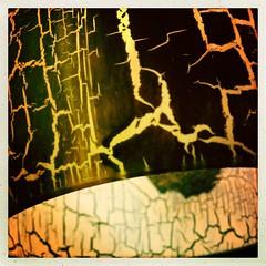 #lamp #light #glass #cracks #homedecor #lighting #coconut #sushihouse