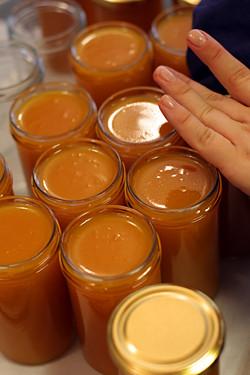 Parlens caramel sauce in Stockholm