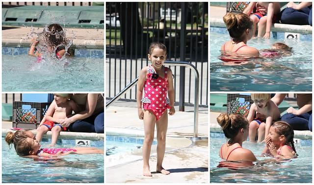 Aubrey swim
