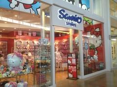 Sanrio Smiles Store at the Fashion Show Mall in Las Vegas  2d84f980f758