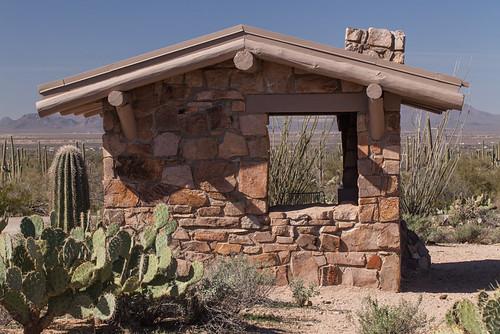 CCC Picnic Area - Saguaro National Park
