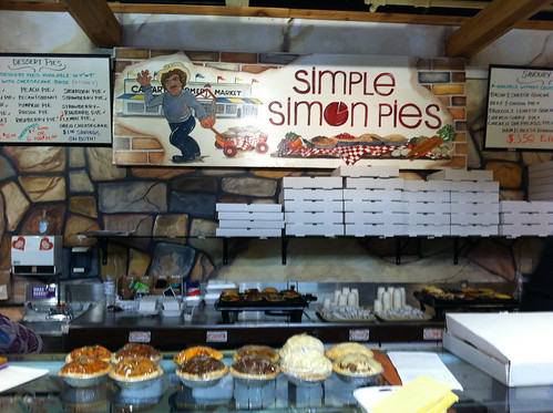 Simple Simon Pies