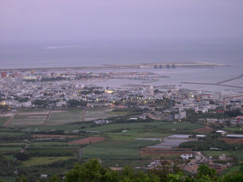 【写真】離島めぐり : 万勢岳展望台