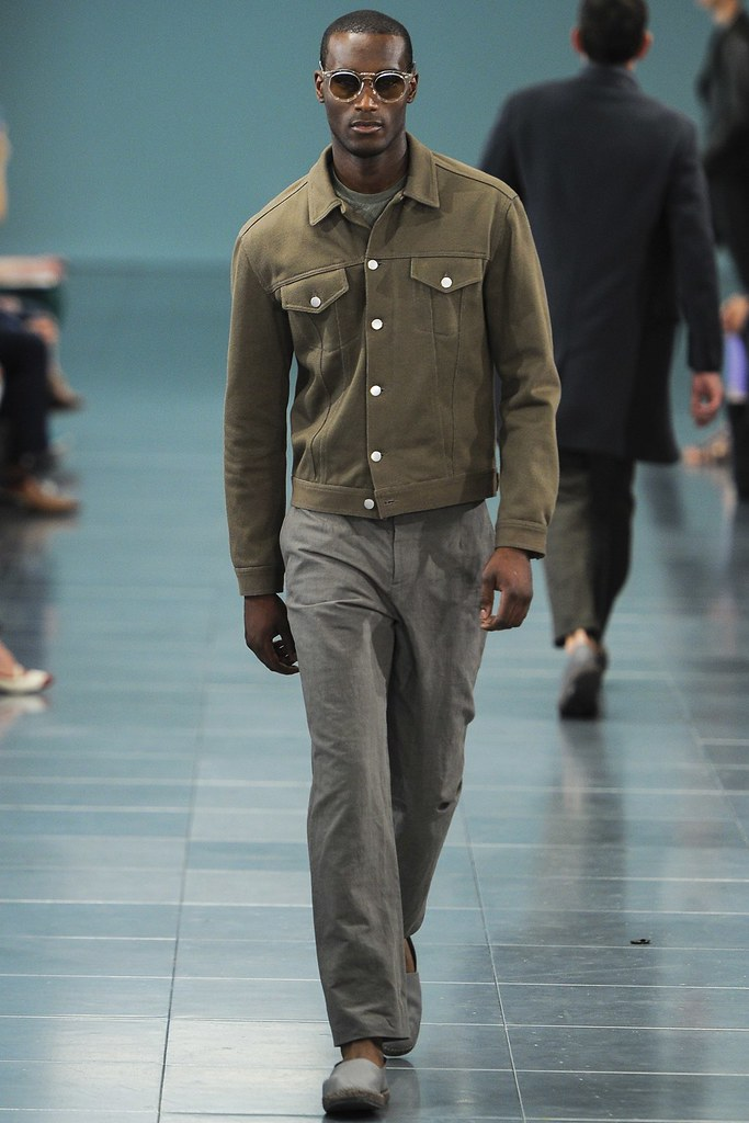 SS14 London Nicole Farhi015_Corey Baptiste(vogue.co.uk)