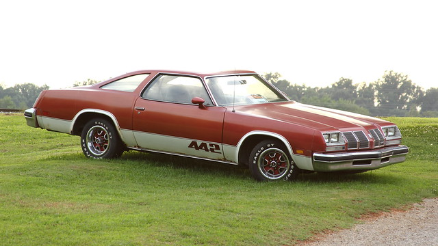 1976 oldsmobile 442 flickr photo sharing for 1976 oldsmobile cutlass salon for sale