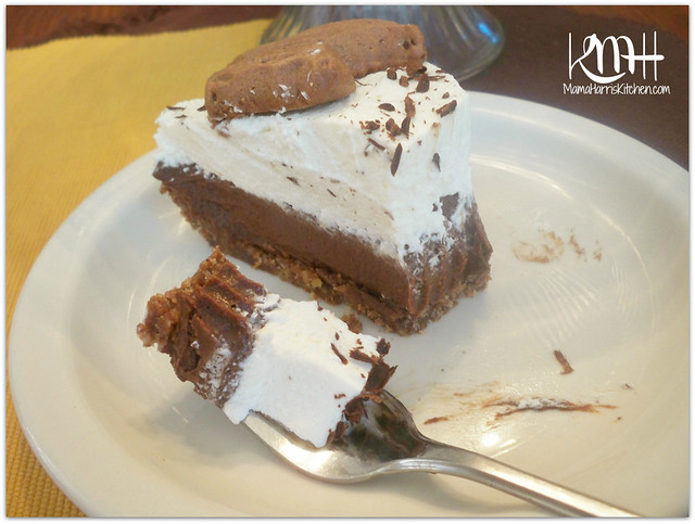 Chocolate Cream Pie with Chocolate Shortbread Crust and a GIVEAWAY ...