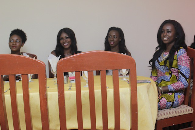 Uncle Ebo meets Miss Ghana 2013 finalists (25)