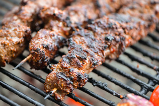 Spicy Cumin Lamb Skewers