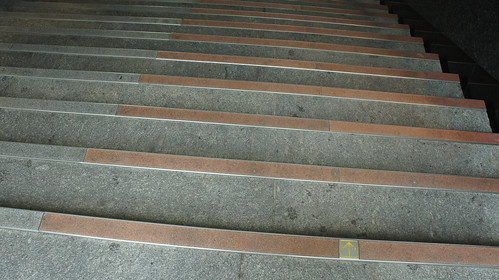 강남역2번출구 계단